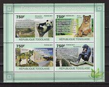 TOGO -  2011 Fauna - Animals  M1978