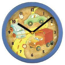 """Hama 00106933 Horloge murale pour enfant """"auto"""" Bleu"""