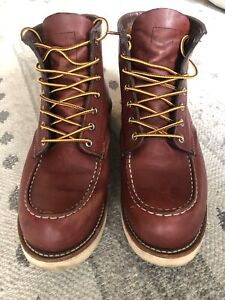 Red Wing 9106 Boots US Size 10