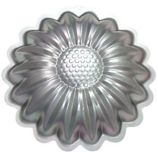 Sunflower Cake Tin Pan Novelty Baking Jelly Mould