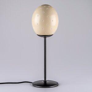 Straußeneilampe Sterne Lampe Straußenei Lampe Lampenständer Straußeneilicht Ei
