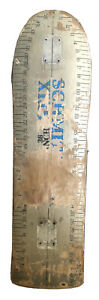 Vintage Skateboard Deck1986 Schmitt Stix Original Rare Used. Thrasher Powell G&S