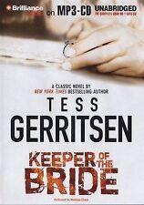 Tess GERRITSEN / KEEPER of the BRIDE     [ Audiobook ]