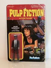 Funko Reaction Pulp Fiction Jules Winnfield SDCC Bloody Limited To 2000 Pcs