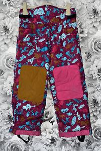 Girls Age 4-5 Years - Snow / Ski Trousers - Oxylane - Wedze
