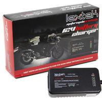New Motorcycle 12v Battery Optimiser Charger & Maintainer Yamaha, Honda, Suzuki