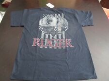 New listing Ruger Guns American Usa Flag Tee T Shirt Large New