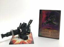 Bakugan Battle Gear Silver Boomix 70G Gundalian Invaders DNA with Cards