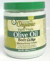 2 x Ultimate Organic X-Virgin Olive Oil Body Whip Cream 426g