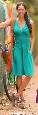 Athleta Women's Fiji Green Jura Dress Size XXS