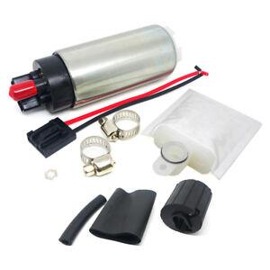 Brand New Flow Electric Fuel Pump & 255LPH High Pressure Walbro Pump GSS342