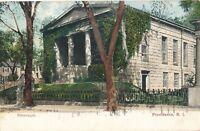 PROVIDENCE RI – Atheneum – udb (pre 1908)