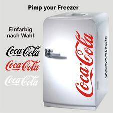 Aufkleber Coca Cola 60cm für Kühlschrank Kühltruhe oder Tür - Farbauswahl