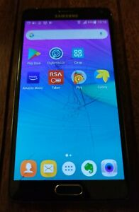 Samsung Galaxy Note 4 Black Smartphone Android S-Pen Working Spares/Repair UK