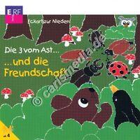 CD: DIE DREI VOM AST ... und die Freundschaft (8) -  Hörspiel *NEU*