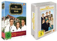 Die Schwarzwaldklinik Box + Diese Drombuschs Box NEU OVP DVD Box Set