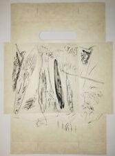 DALI Salvador ANAMORPHOSE: Gravure-Objet (Dix recettes d'Immortalité). 1973.