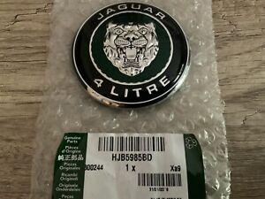 Jaguar XK8 X100 - Bonnet badge - Genuine Jaguar 1996 - 2006 - 4.0 litre picture