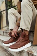 Knack KN505 Sneakers Braun | High top | Herren Schuhe | Sportliche Boots