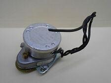 CONRAC CRAMER 17A4CA08L-352-R TYPE 117 1/9 RPM MOTOR