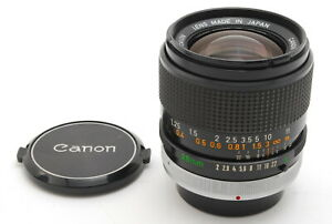 【N MINT+++】Canon FD 28mm f/2 S.S.C. SSC Manual Lens From JAPAN