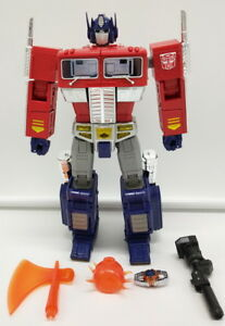 Transformers Masterpiece MP-10 Optimus Prime Action Figure In Stock