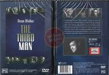 THE 3RD THIRD MAN Orson Welles Trevor Howard Carol Reed NEW DVD