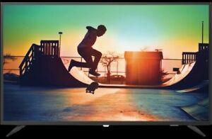 "Philips 55"" 139cm 4K Ultra Slim Smart LED TV Netflix Youtube"