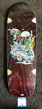 STEVE CABALLERO signed Autographed Skateboard BOBA FETT unused deck BECKETT  3