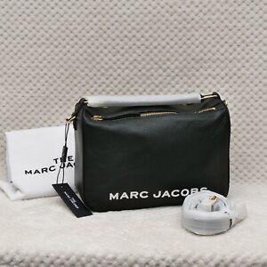 BNWT Authentic Marc Jacobs Hand/Sling Black Handbag.