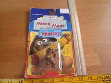 The Muppets Movie Minis 1988 Rowlf die cast metal figure MIP SCARCE