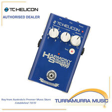 TC-Helicon Harmony Singer V2 - Vocal Harmonizer & Effects Processor Pedal
