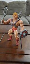 Vintage HeMan MOTU figure: 1981 Masters of the Universe HE-MAN Complete GREAT
