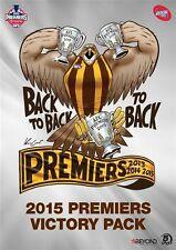 AFL - 2015 Premiers Hawthorn Victory Pack DVD- 5-Disc Set