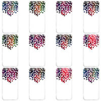 GEOMETRIC NEBULA COLLECTION HARD CASE COVER FOR APPLE IPHONE MOBILE PHONES