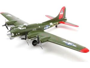RC radio Controlled plane Warbird E-flite UMX B-17G Flying Fortress BNF AS3X