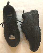 Shoes mens size 8 wide (4E) EUR 40.5 new athletic  black Avia man made materials
