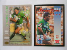 Canberra Raiders 1994 Rugby League (NRL) Trading Cards