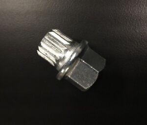 VW Wheel Lock Key, 16 splines / ABC 5 -- FAST SHIPPING!  Volkswagen/Audi Key