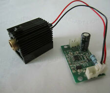 532nm 200mW Green Laser Module with Driver (808nm/532nm&660nm + TTL) +heat sink