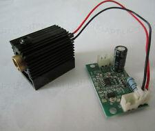 532nm 200mW Green Laser Module with Driver (808nm/532nm&660nm + TTL) +heat sink