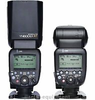 YN600EX-RT YONGNUO speedlite Flash HSS 1/8000s for canon camera 600EX-RT,E3-RT