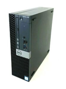 Dell OptiPlex 7050 SFF barebone W/ Motherboard power supply heatsink Fan chassis
