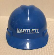 MSA Blue Construction Helmet Hard Hat Protective Medium Type 1 V-Gard