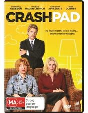 CRASH PAD DVD, NEW & SEALED, 2018 RELEASE, FREE POST