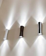 2 x Flos Clessidra Grey 40+40 wall lights. BRAND NEW