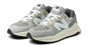 New Balance 57/40 Grey White M5740TA Size: 8-13