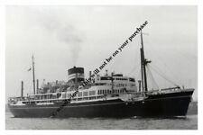 rp12341 - British India Steam Nav Liner - Kenya , built 1951 - photo 6x4