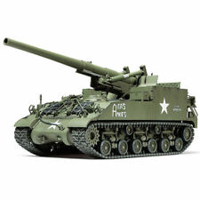 TAMIYA 35351 155mm Self-Propelled Gun 155mm M40 1:35 Military Model Kit