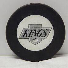 Los Angeles Kings Hockey Puck NHL Made In Czechoslovakia